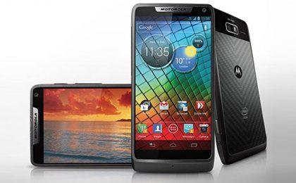 Motorola Razr i, Android con Intel inside [FOTO]