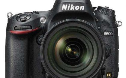 Nikon D600: reflex full frame economica [FOTO]