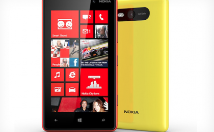 Nokia Lumia 820: WP8 e ricarica wireless [FOTO]