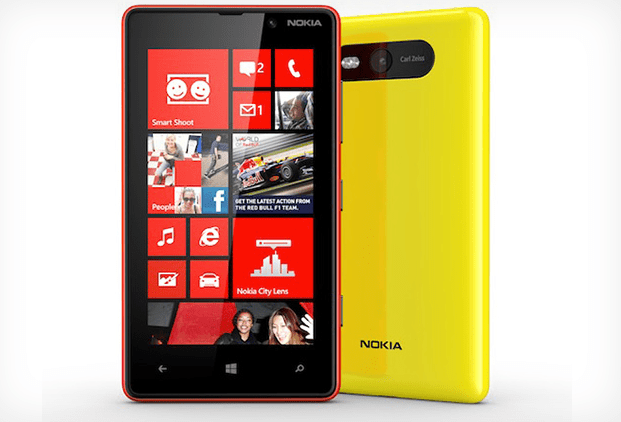 Nokia Lumia 820: WP8 e ricarica wireless [FOTO]