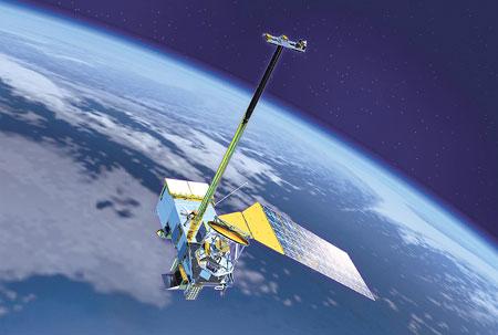 satellite gps costellazione