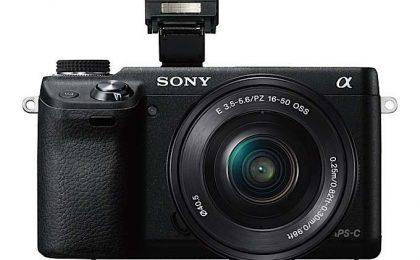 Sony NEX-6: fotocamera mirrorless con Wi-Fi [FOTO]