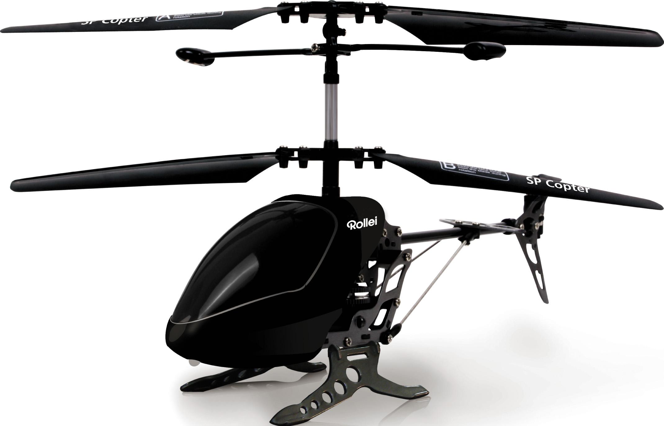 Rollei SP: auto e elicottero radiocomandabili da iPhone [FOTO]