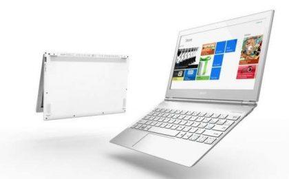Aspire S7 prezzi importanti per l'Ultrabook Windows 8 [FOTO]