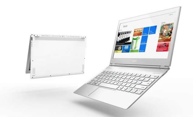 Aspire S7 prezzi importanti per l'Ultrabook Windows 8 [FOTO]