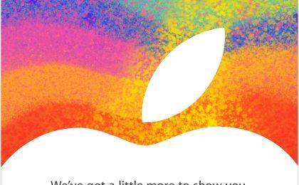 Novità Apple: Macbook Pro 13″ Retina Display, nuovo iMac, iPad 4 e Mini [FOTO]