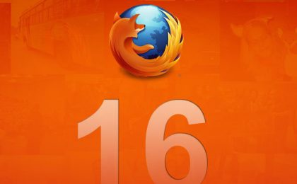Firefox 16 rimosso per un grave bug