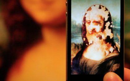 La Gioconda prende vita con l'app iPhone ARart [VIDEO]