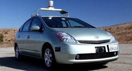 google car autonoma nevada