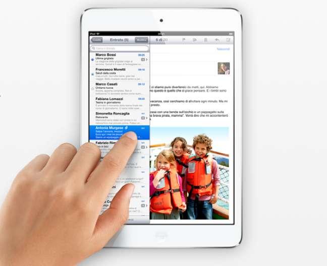 iPad Mini in uscita il 2 novembre in Italia [FOTO]