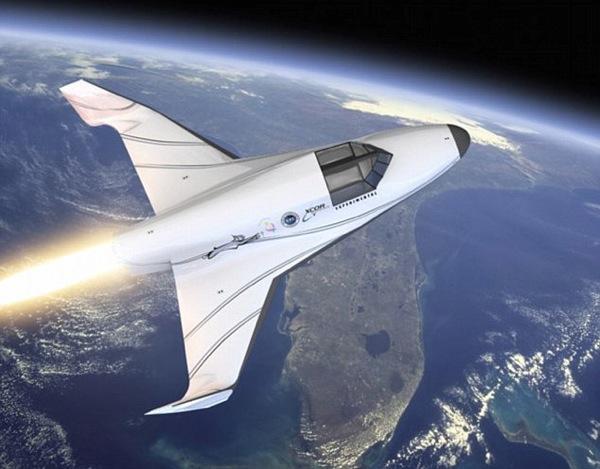 Jet supersonico Lynx: da New York a Tokyo in 90 minuti