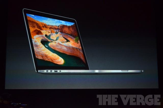 macbook pro 13 pollici 2012