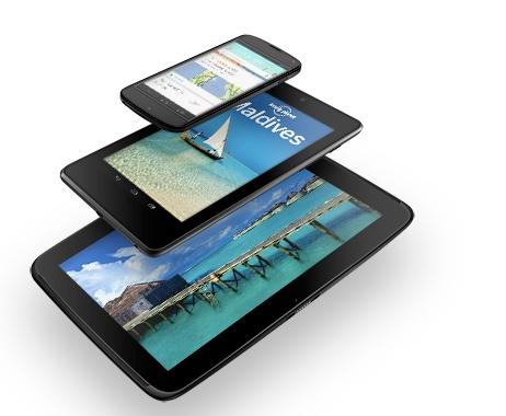 Nexus 10 e Nexus 4: prezzi ufficiali ultra competitivi