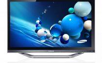 Samsung PC All-In-One Serie 7: Windows 8, touch e TV [FOTO e VIDEO]
