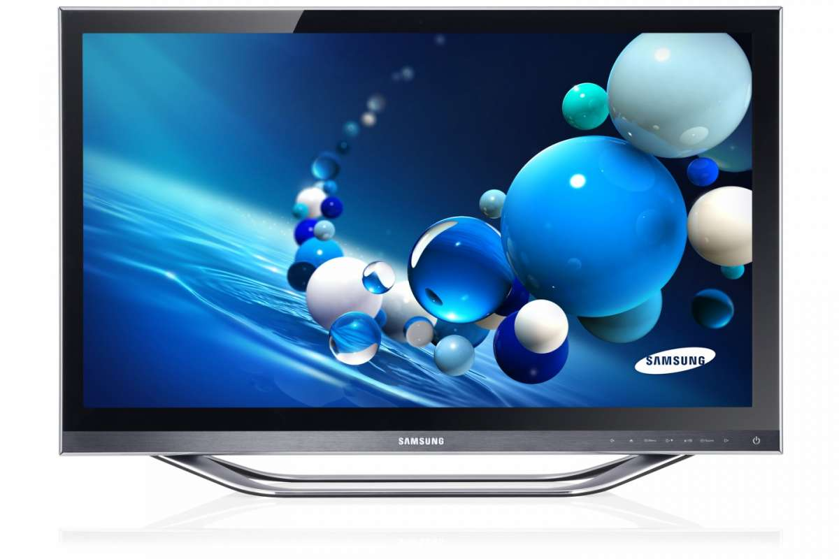 Samsung PC All-In-One Serie 7: Windows 8, touch e TV [FOTO e VIDEO]