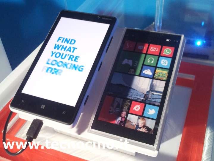 Windows Phone 8 ufficiale: prezzi e smartphone per l'Italia [FOTO]