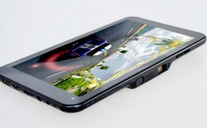 SmartQ U7: tablet Android 4.1 con proiettore integrato