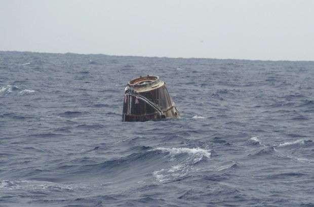 Dragon verso la ISS: primo volo spaziale commerciale privato [FOTO]