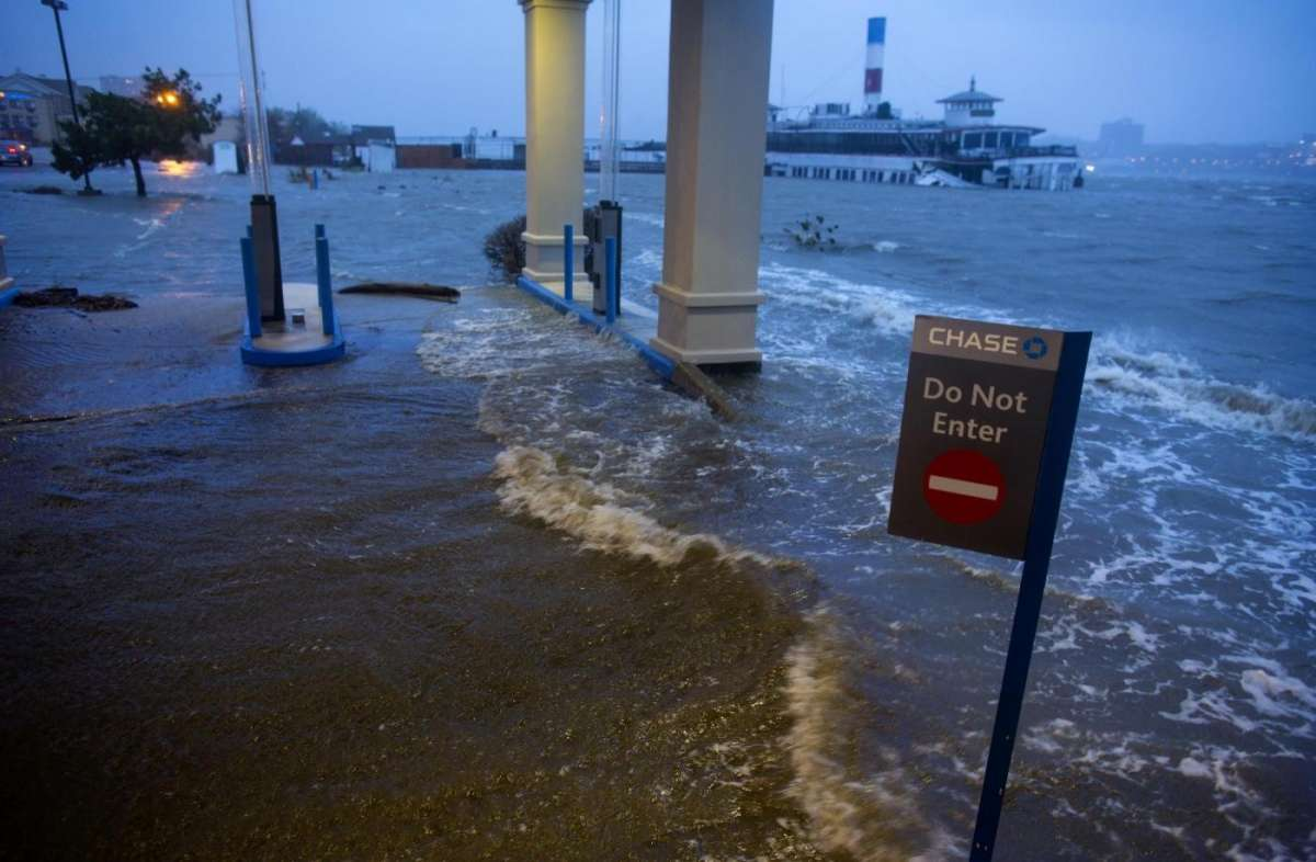 Uragano su New York: le webcam per seguire Sandy in diretta [FOTO]