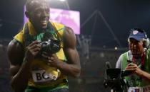Usain Bolt: Nikon rubata alle Olimpiadi (di nuovo) allasta su eBay