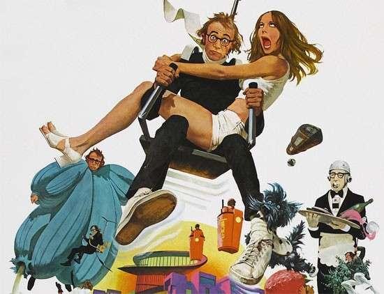 Tecnologie immaginate nel'73 da Woody Allen [FOTO]