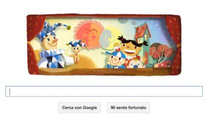 Google Doodle ricorda la Giornata Mondiale dell'Infanzia, Facebook no [FOTO]
