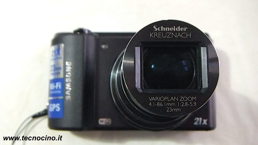 Samsung WB850F zoom 21x