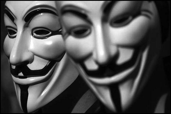 Anonymous contro la Siria e il black-out della rete