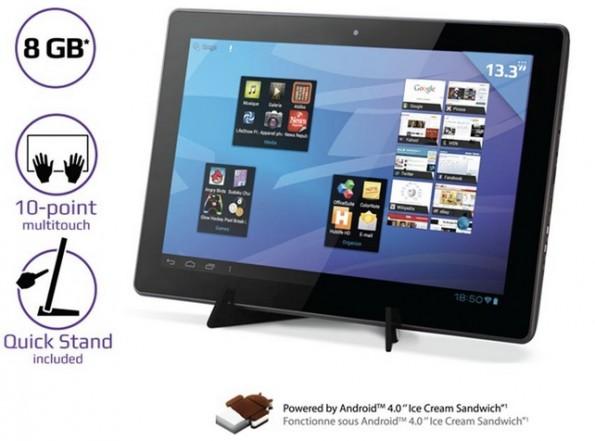 "Archos FamilyPad 13: il tablet Android ""famigliare"""