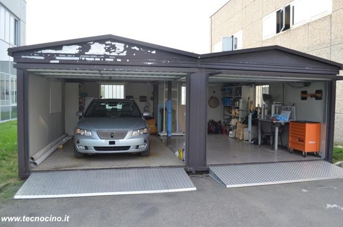 garage vislab