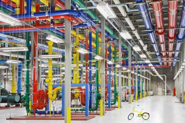 Google assume alligatore di 1.5m per la manutenzione server [FOTO]