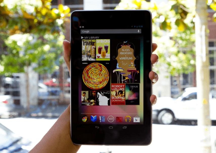 Nexus 7 3G a un prezzo di 299 euro [FOTO]