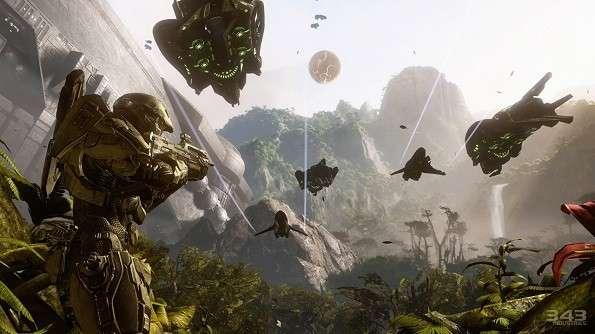 Halo 4 è uscito e premia i gamers incalliti [FOTO]