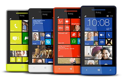 htc 8s windows phone 8