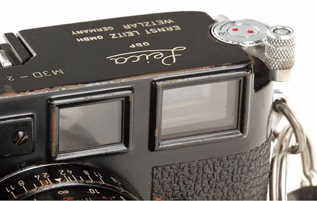 Fotocamera Leica battuta all'asta per €1.7 milioni [FOTO]
