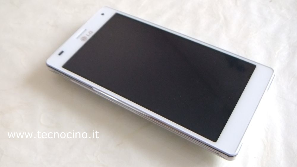 lg optimus 4x hd touch
