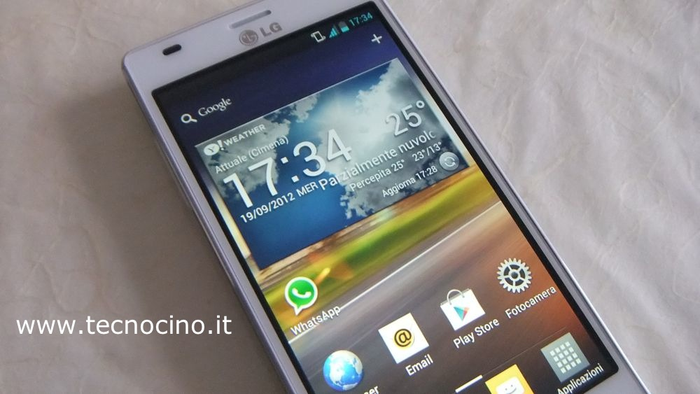 lg optimus 4x hd videorecensione
