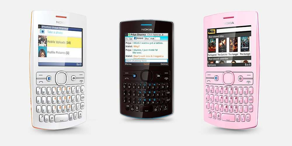 Nokia 205: Facebook-fonino ultraeconomico [FOTO e VIDEO]