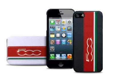 Idee Regalo Natale 2012: case Puro Fiat 500 per iPhone 5 e Galaxy S3