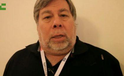 Microsoft più creativa di Apple secondo Steve Wozniak [VIDEO]