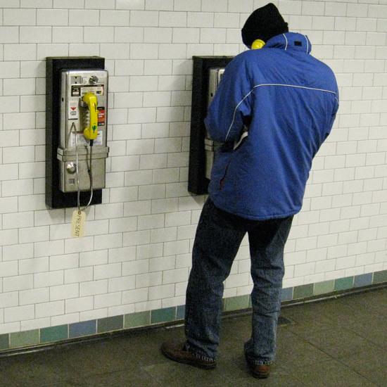 telefoni pubblici sandy