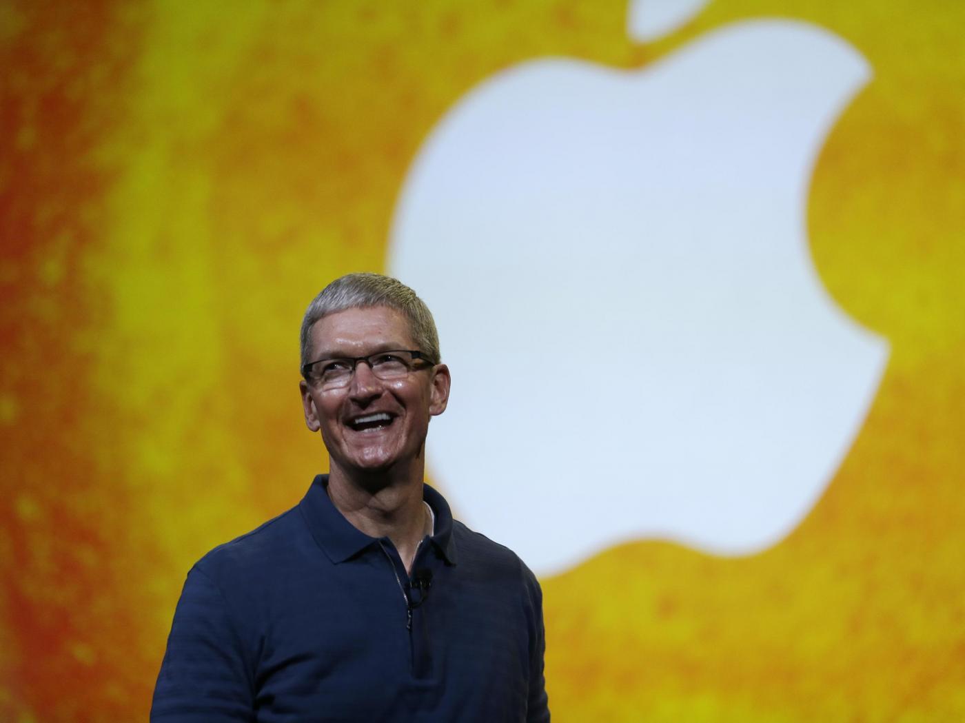 Tim Cook di Apple è il CEO più pagato d'America