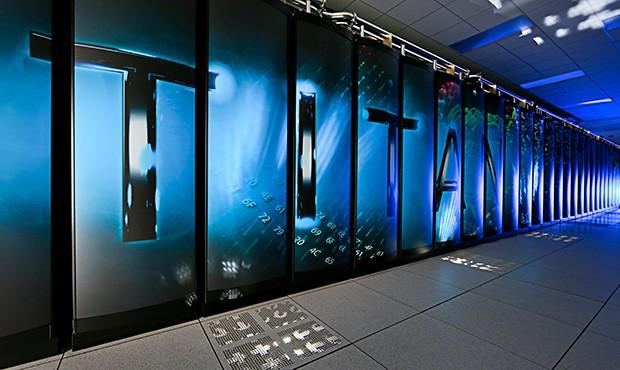 Supercomputer Titan a 560640 core, il più potente al mondo