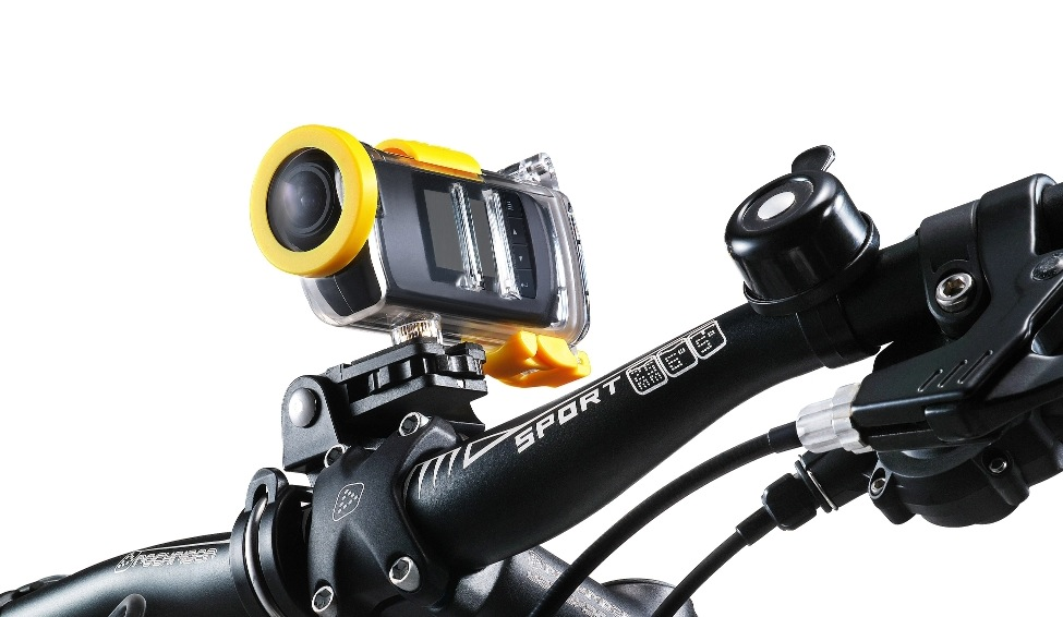 Natale 2012: Braun Six Zero actioncam per Full HD a 60fps [FOTO]
