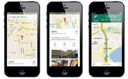 Google Maps per iOS 6 si apre al download [FOTO e VIDEO]
