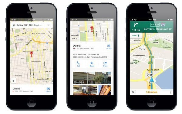 Google Maps per iOS 6 si apre al download [FOTO e VIDEO]