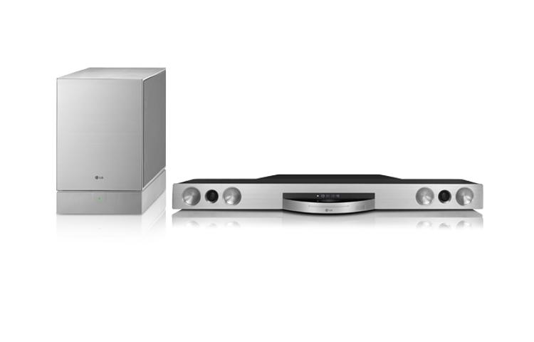 LG SoundBar BB5521A: 3D, Blu Ray e Smart TV per Natale 2012
