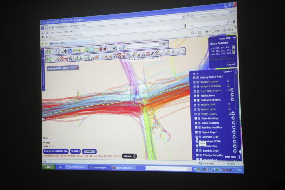 TomTom informazioni traffico