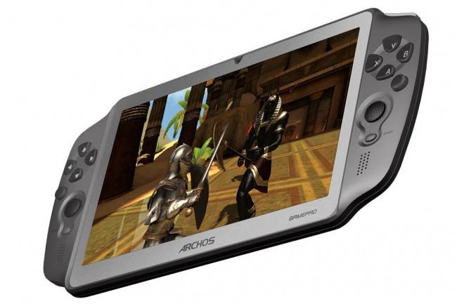 Archos Gamepad: prezzo di 149€ per il tablet/console di Natale 2012