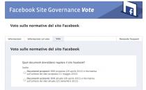 Facebook e privacy: limpossibile (e ultimo) referendum